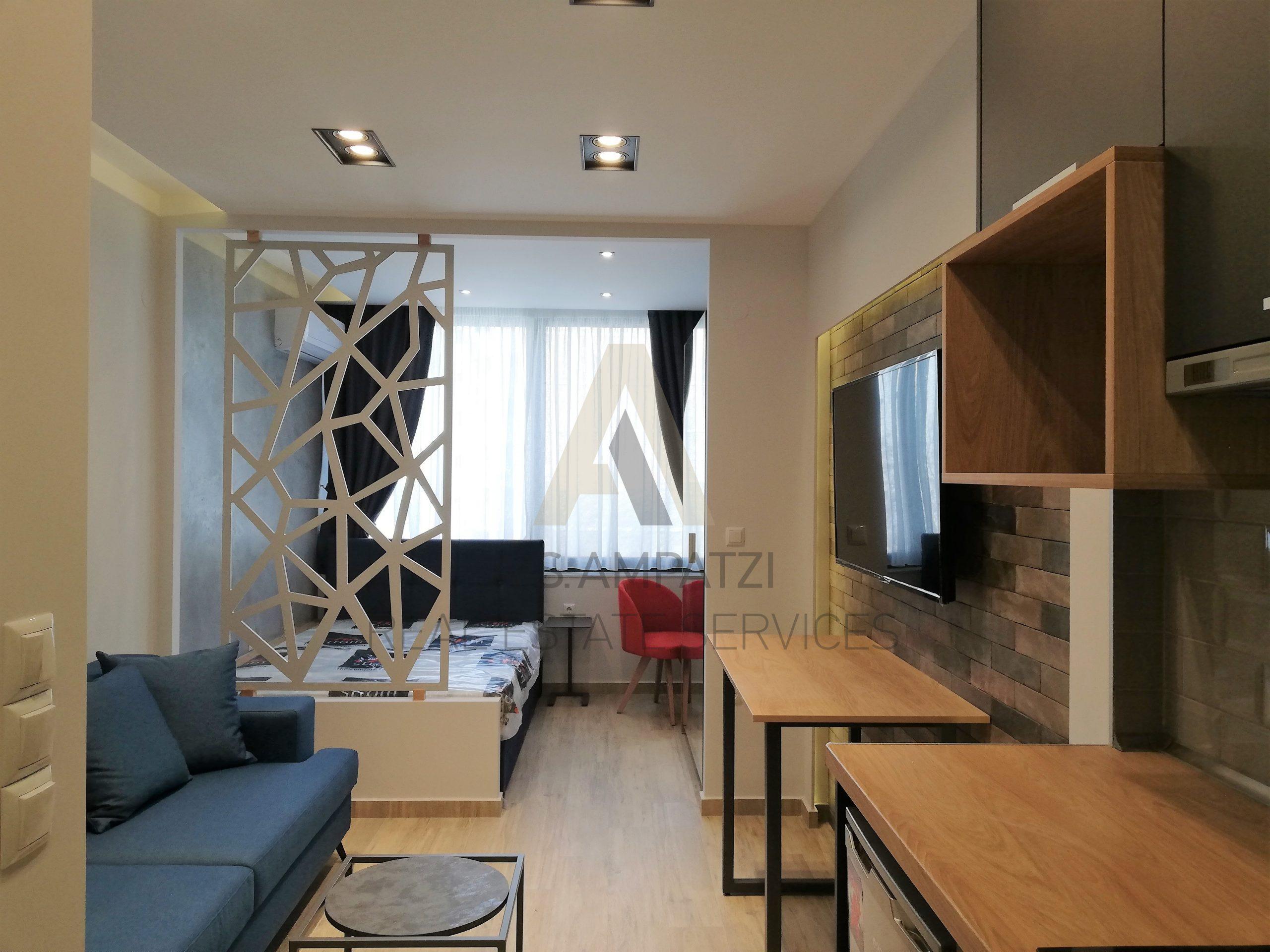 Studio-loft στο ιστορικό κέντρο
